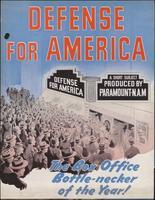 'Defense for America'brochure (1939)