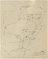 A Proposal for Traffic Route Thru Grounds of Eleutherian Foundation on Brandywine, 1956