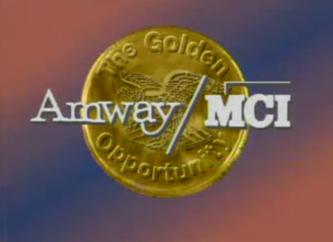 MCI/Amway Sales Training Pieces: Trailer Version #2