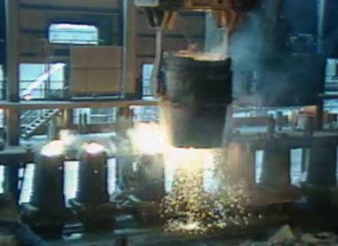 Nations Business Today: Steel mills: tape 1