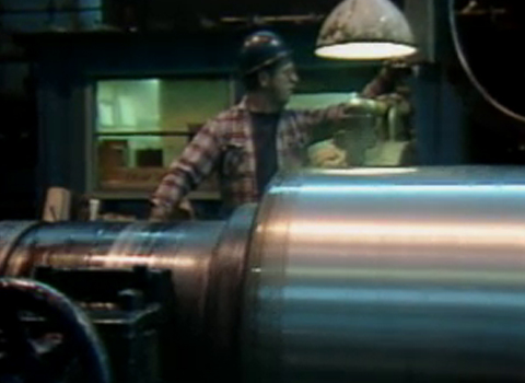 Nations Business Today: Steel mills: tape 2