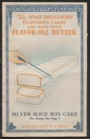 The most deliciously flavored cakes are made with Flavor-Oll butter