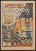 Adventures in electricity : electricity in railroading