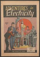 Adventures in electricity : the story of light