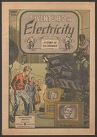 Adventures in electricity : a story of electronics