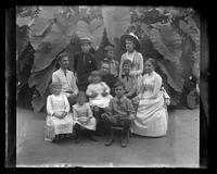 3500 Powelton Ave., family group portrait