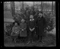 3500 Powelton Ave., children of Lammot du Pont