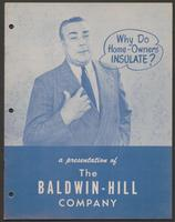 'Why Do Home Owners Insulate?' pamphlet