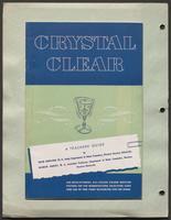 'Crystal Clear' teachers' guide