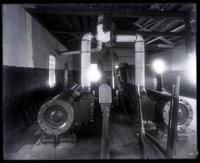 Hoist engine, Lehigh Valley Coal Co.