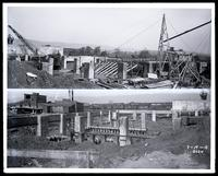 Vulcan Iron Works, steel foundry construction