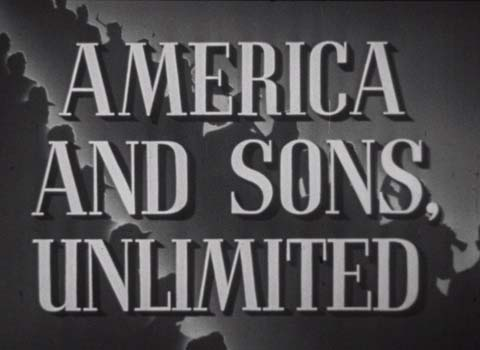 America and Sons, Unlimited