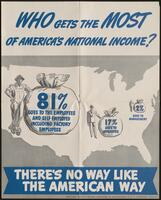 Who Gets the Most of America's National Income?