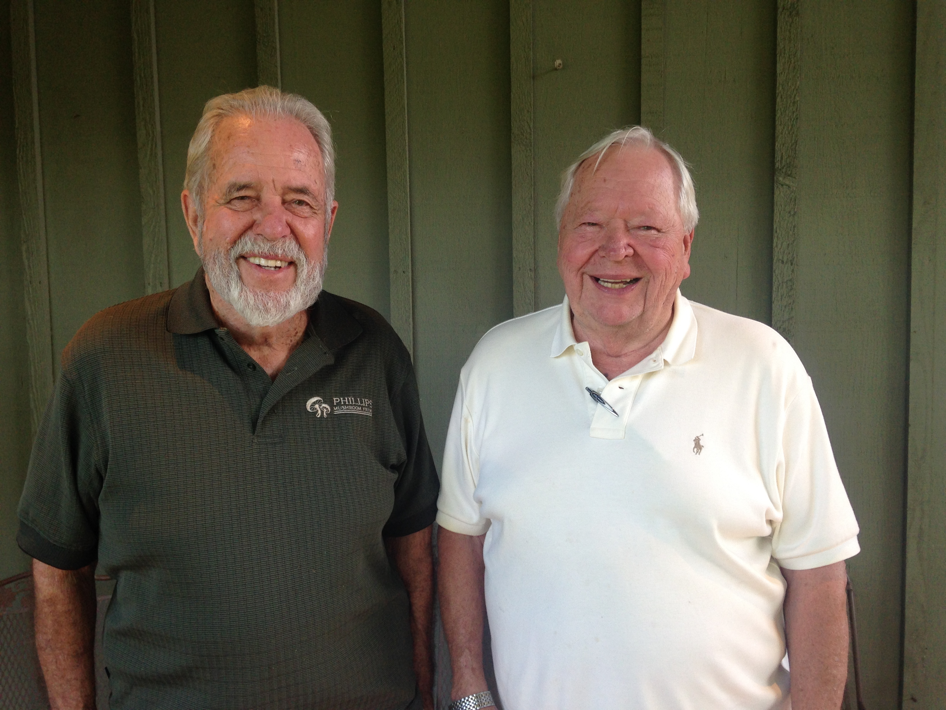 Interview with Donald and Marshall Phillips