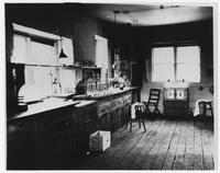 Dr. Wallace H. Carothers' laboratory