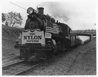 The Nylon Express at Seaford, Delaware