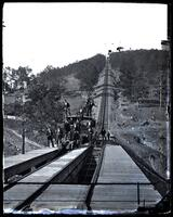 Mauch Chunk Switchback Railway, Mt. Pisgah plane