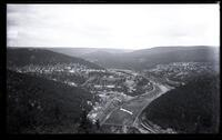 Mauch Chunk, from Flagstaff Mountain