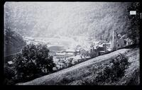 Mauch Chunk, from switchback railroad station