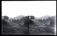 Mauch Chunk, view of Mount Pisgah