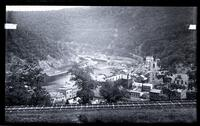 Mauch Chunk, looking toward river from switchback railroad