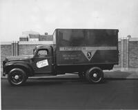 Graybar Electric Company truck