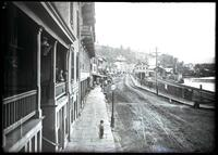 Mauch Chunk, Susquehanna Street looking North