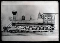 Engine #82, 'Bee,' Lehigh Valley Railroad