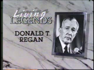 Living Legends: Donald Regan