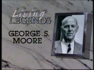 Living Legends: George Moore, tape 1