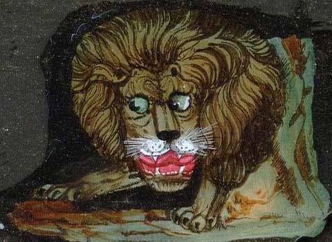 Lion (animated)