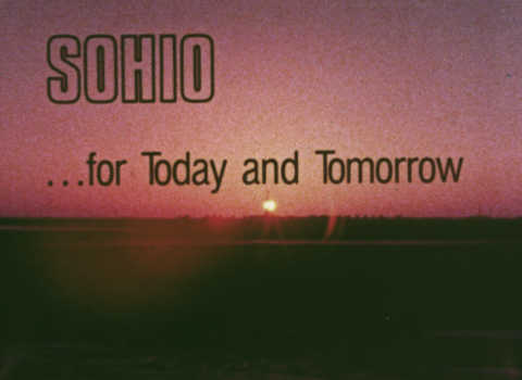 Sohio...for Today and Tomorrow