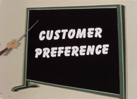 Customer Preference: Its Background and Principles