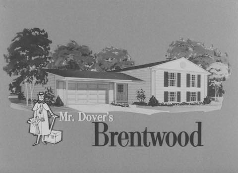 Commercial for home in Mr. Dover's Brentwood, version 2
