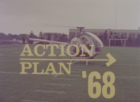 Cover the Earth: Action Plan '68