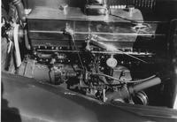 1929 Du Pont Model G engine