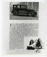 1925 Du Pont Sedan Model D description