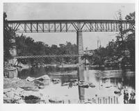 Old Baltimore & Ohio Railroad bridge over Brandywine Creek (Wilmington, Del.)