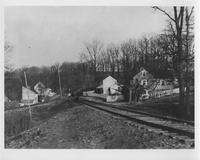 Kentmere branch of the Wilmington and Northern Railroad