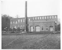 Pulp keg mill at Squirrel Run in Wilmington, Delaware (exterior view)