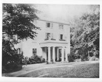 Winterthur, Col. Henry A. du Pont's house (north exterior view)