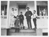 William H. Green and family