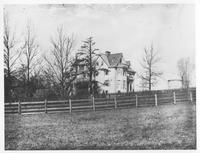Hagley (Jacob Broom) House, Francis G. du Pont's home (distant exterior view)