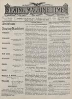 Sewing Machine Times [September 25, 1899]