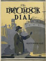 Morse Dry Dock Dial, v. 1, no. 9 [October 1918]