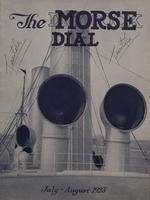 Morse Dry Dock Dial, v. 6, no.  7-8  [July-August 1923]
