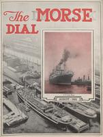 Morse Dry Dock Dial, v. 5, no. 8 [August 1922]