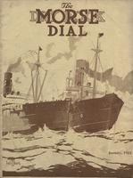 Morse Dry Dock Dial, v. 5, no. 1 [January 1922]