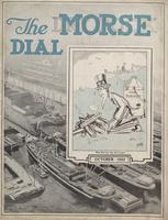 Morse Dry Dock Dial, v. 5, no. 10 [October 1922]
