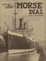 Morse Dry Dock Dial, v. 6, no.  1-2  [January-February 1923]